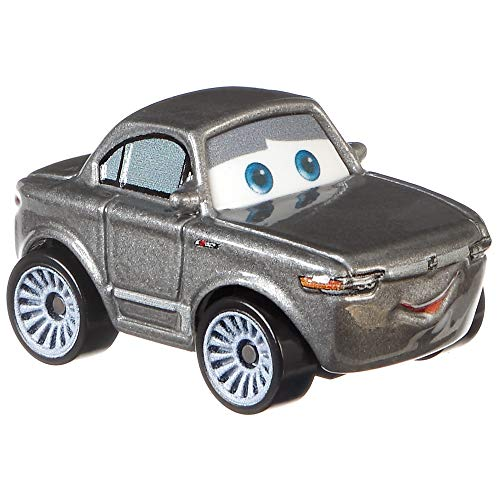 Mattel Cars Mini Racers Sterling