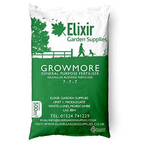 Elixir Gardens Growmore 07-07-07 Elixir Special Blend All Round General...