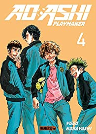 Ao Ashi, tome 4 par Yûgo Kobayashi