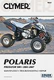 Polaris Predator 2003-2007 (Clymer Motorcycle Repair)