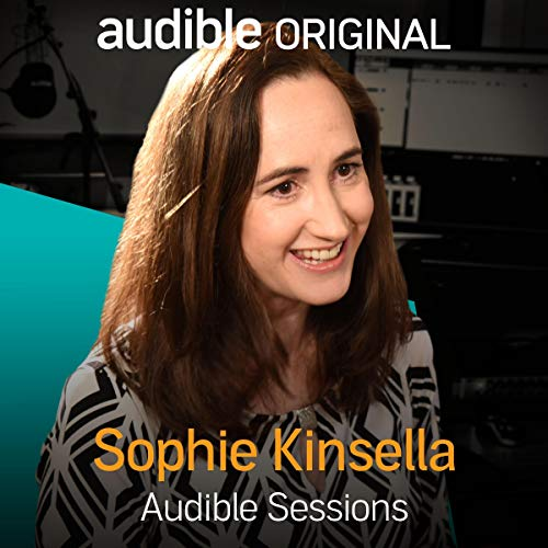 Sophie Kinsella cover art