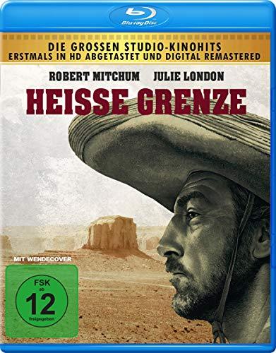 Heiße Grenze - Der Abenteurer vom Rio Grande (Kinofassung in HD neu abgetastet) [Blu-ray]