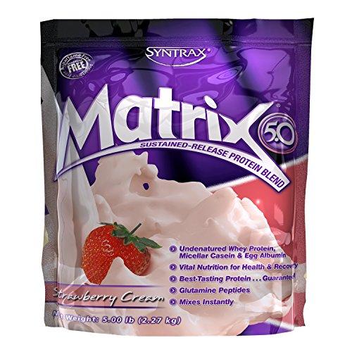 Syntrax Matrix 2,27kg Strawberry
