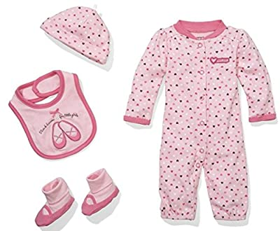 Carter's All the Works Layette Set 3 MOS