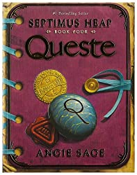 Cover of Queste by Angie Sage