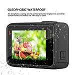 [6 Pack] Tempered-Glass Screen Protector for GoPro Hero 7 (Black Only) / Hero 5 Black Hero 6 Black (2-Pack) & Lens… 10 Designed for Gopro Hero 5/6 Black. Precise laser cut designed specifically to offer max body coverage. Greatest protection: Extremely high hardness,resists scratches up to 9H Tempered Glass with long lasting protection. 99.99% HD Clarity and Touchscreen Accuracy: High-response, high-transparency.
