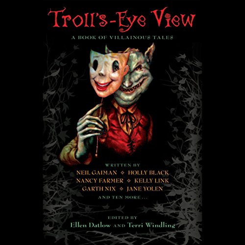 Troll's-Eye View audiobook cover art