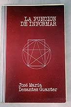 La función de informar