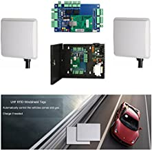 rfid reader for car parking