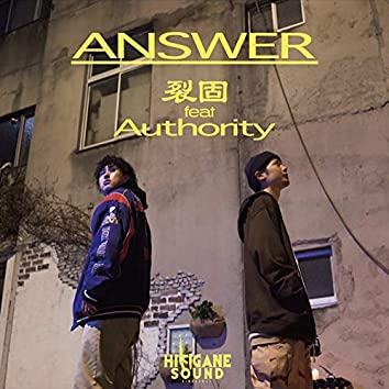 ANSWER (feat. Authority)