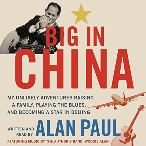 Big in China audiobook cover art
