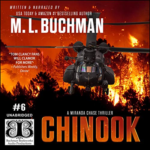 Chinook Audiobook By M.L. Buchman cover art