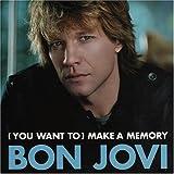 (You wnat to) make a memory (2007) / Vinyl single [Vinyl-Single 7'']