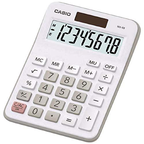 Casio MX-8B-WE -...