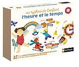 Nathan Ritmo Hora y Tiempo. Un Estuche Original para Aprender de Otro Modo para niños a Partir de 3 años. 31165