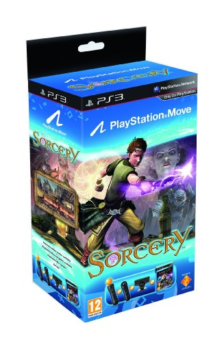 Sorcery Bundle PS3 (includes Move, Nav controller, PS eyecam)