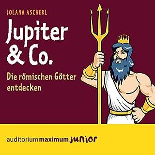 Jupiter & Co: Die römischen Götter entdecken Titelbild