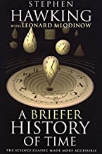 A Briefer History of Time by Stephen Hawking~Leonard Mlodinow (2008-12-23)