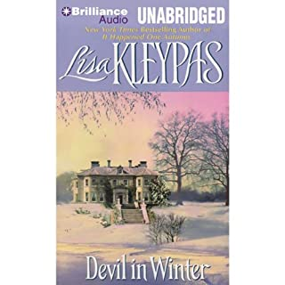 Devil in Winter audiobook cover art