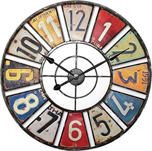 Balance 306965 Horloge Noir 25
