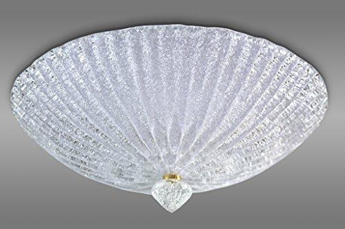 Plafoniera Graniglia cristallo