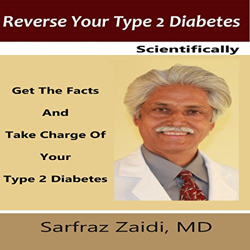 Reverse Your Type 2 Diabetes Scientifically audiobook cover art
