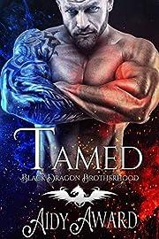 Tamed: A Curvy Girl and Dragon Shifter Romance (Black Dragon Brotherhood Book 1)