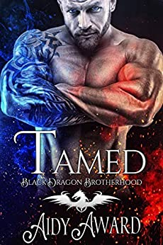 Tamed: A Curvy Girl and Dragon Shifter Romance (Black Dragon Brotherhood Book 1) by [Aidy Award]
