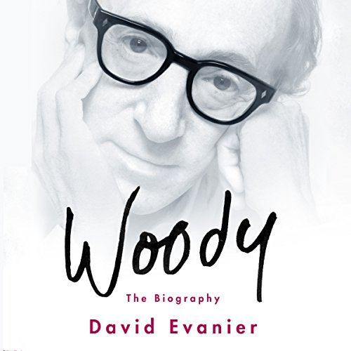 Woody audiobook cover art