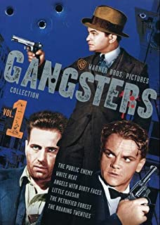 Warner Gangsters Collection - Volume 1: (The Public Enemy / White Heat / Angels with Dirty Faces / Little Caesar / The Petrified Forest / and more)