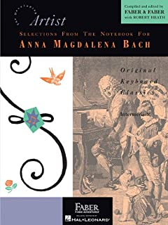 Selections from the Notebook for Anna Magdalena Bach: Develo