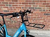 Bicycle Hang On Front Rack - Easily mounts Bags and Baskets to Handlebars in Seconds!Fits Handlebars 22mm to 33 mm Coated Tube to Resist Scratching of Bike frameSuitbable for 10 lbs.