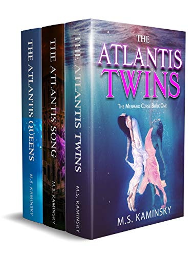 Mermaid Curse Box Set (Books 1-3): The Atlantis Twins / The Atlantis Song / The Atlantis Queens (The Mermaid Curse)