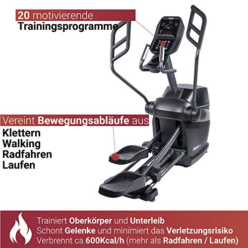 Fuel Fitness EC1000 Crosstrainer Sportarten