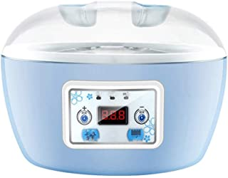 WGNHM Maker Machine with Yogurt Containers - Automatic Electric Easy Yogurt Maker Machine (Color : Blue)