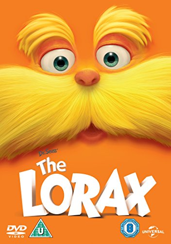 Dr. Seuss' The Lorax [DVD] [2012]