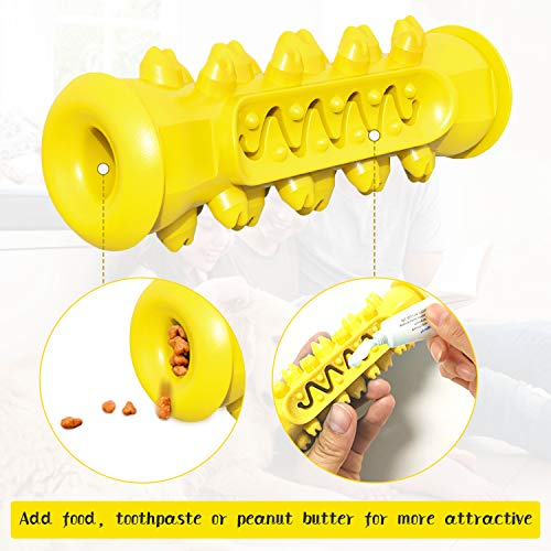 dog teeth cleaning toy