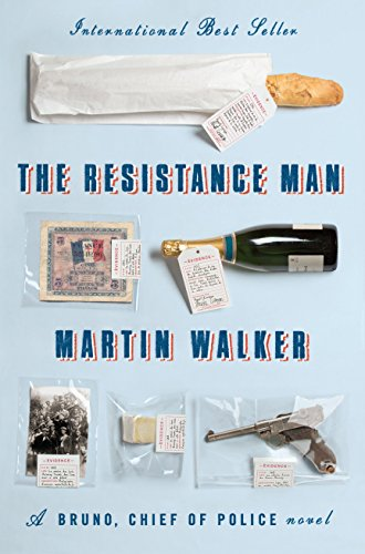 Image of The Resistance Man: A Bruno, Chief of Police Novel (Bruno, Chief of Police Series)