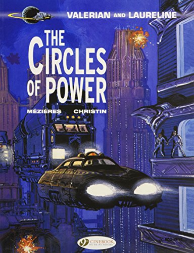Valerian and Laureline, Tome 15 : The circles of power