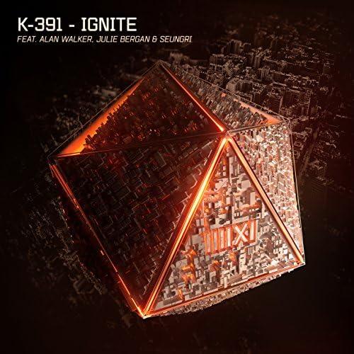 K-391, Alan Walker & Julie Bergan feat. SEUNGRI