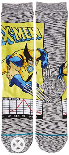 Stance Wolverine Comic Calcetines Grey