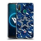 Head Case Designs sous Licence Officielle NFL Camou Dallas Cowboys Logo Coque en Gel Doux Compatible...