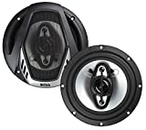 BOSS Audio Systems NX654 Car Speakers - 400 Watts Per Pair, 200 Watts Each, 6.5 Inch, Full Range, 4...