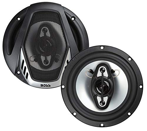 Boss Audio NX654 Onyx Serie 400 Watt 4-Wege Lautsprecher