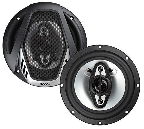 Boss NX654 Altavoz Audio De 4 vías 400 W - Altavoces para