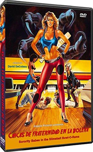 Chicas De Fraternidad En La Bolera (Sorority Babes in the Slimeball Bowl-O-Rama ) [Edizione: Spagna]