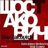 ショスタコーヴィチ/交響曲第5番