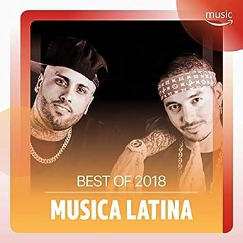 Best of 2018 : Musica Latina