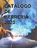 Catalogo de Herreria 2020