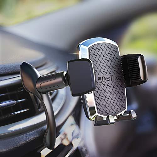 Bestrix Car Phone Mount Holder- Sma…